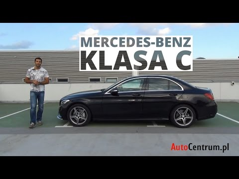 Mercedes Benz Klasy C 220 BlueTEC 170 KM, 2014 test AutoCentrum.pl 121