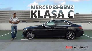 Mercedes Benz Klasy C 220 BlueTEC 170 KM, 2014 test AutoCentrum.pl 121