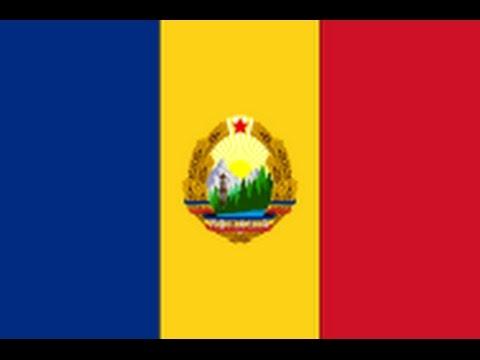 Socialist Republic of Romania: Prosperous Worker's State
