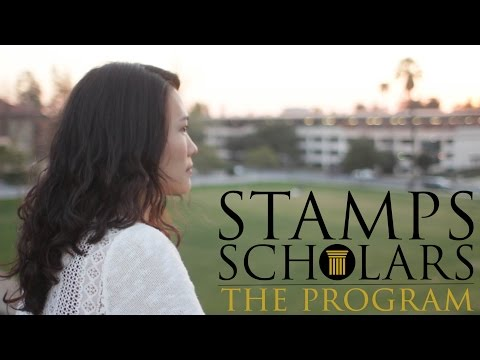Stamps Scholars: The Program