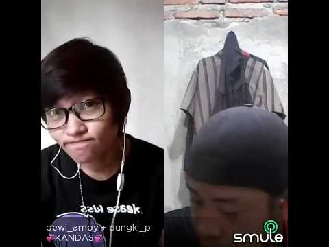 KANDAS, Sragen bergoyang Dewi Amoy