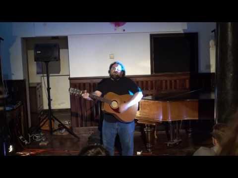 Chris T-T - The Huntsman Comes A-Marchin' 29/04/17 Trowbridge Arts Centre