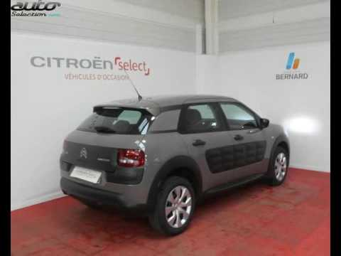 citroen c4 cactus occasion visible charleville mezieres pr sent e par citroen charleville. Black Bedroom Furniture Sets. Home Design Ideas