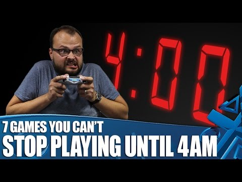 7 'One-More-Go' Games You Can't Stop Playing Until 4am