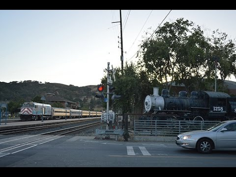 (9-21-16) [HD 60FPS] A Day in Martinez and Pinole - Mini Coil Train, Tier 4 Leader, and More