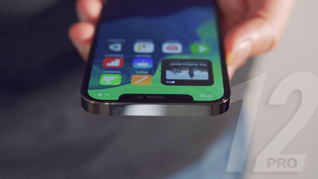 Test De L Iphone 12 Pro Il Pourrait Bien Vous Surprendre