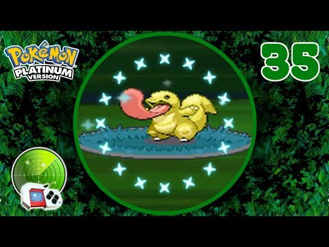 [LIVE] Shiny Lickitung In Platinum After 40 Radar Chain!