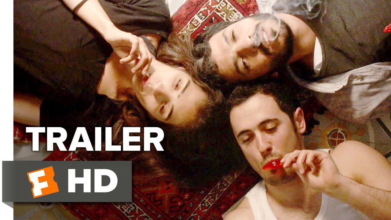 The Kind Words Official Trailer 1 (2016) - Rotem Zissman-Cohen, Roy Assaf Movie HD