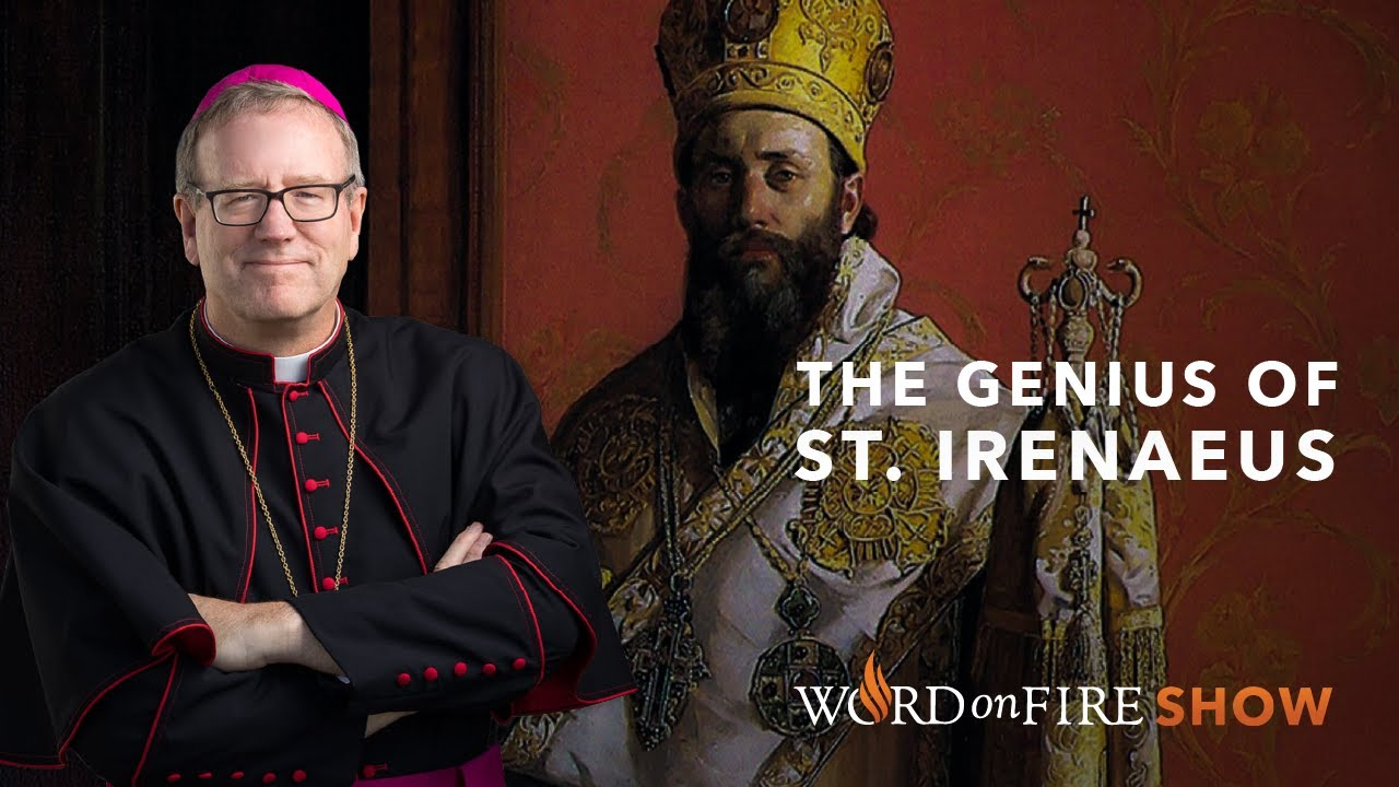 Download The Genius of St. Irenaeus