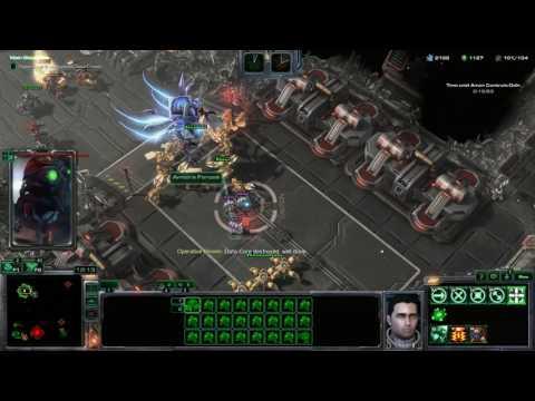 StarCraft 2 Co-op: RTC 2017 - Odin of War (Pre-Deadline)