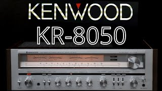 Kenwood KR-8050. Restoration R…