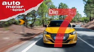 Legenden, Exoten und Giftzwerge: 7 Fakten zu Peugeots Kleinwagen-Historie | auto motor und sport
