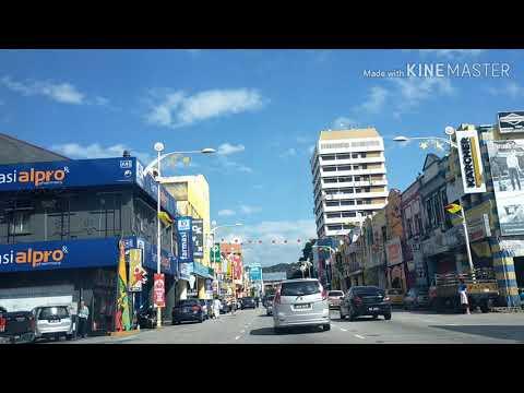 SEREMBAN TOWN NICE BLUE SKY/ROAD TRIP