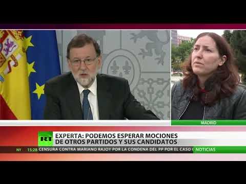 """""""Tras la moción del PSOE podemos esperar mociones de otros partidos y sus candidatos"""""""