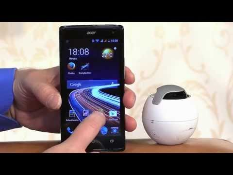 Acer Liquid - 14 Bluetooth, WiFi, GPS, Hotspot
