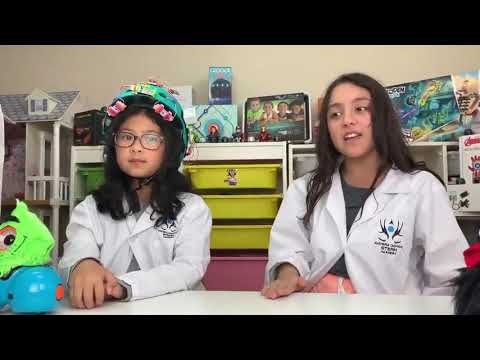 Two Sisters Invent Helmet to Warn Them Against Touching Their Face – 1110983