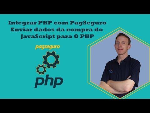 Integrar PHP com PagSeguro Parte 10 - Enviar dados da compra do JavaScript para O PHP thumbnail