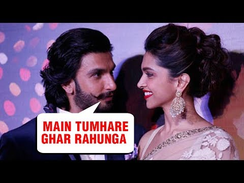 Ranveer Singh Will Stay With Deepika Padukone After Wedding?