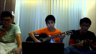 Nắm lấy tay anh - guitar cover