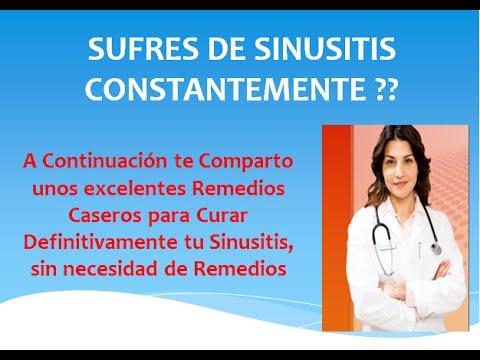 Remedios caseros para curar la sinusitis en casa remedios - Ambientadores naturales para la casa ...