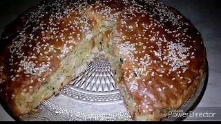 Очень вкусный мясной пирог с сыром.( рекомендую всем)