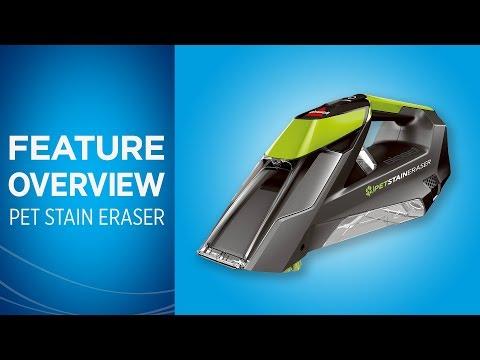 Pet Stain Eraser | BISSELL