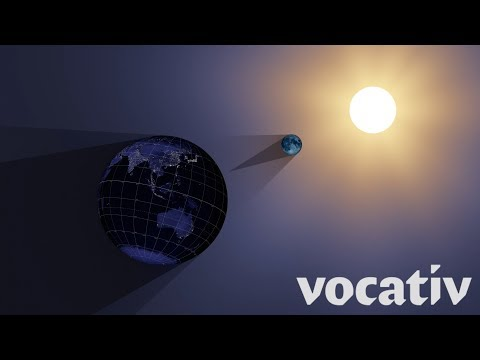 Total Solar Eclipse Will Make Solar Power Plants Go Dark
