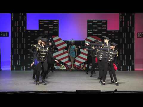 "ShowBiz Studio Performing Arts Company 2017 ""Where Is The Love"""