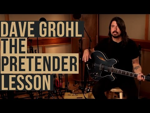 Dave Grohl: The Pretender