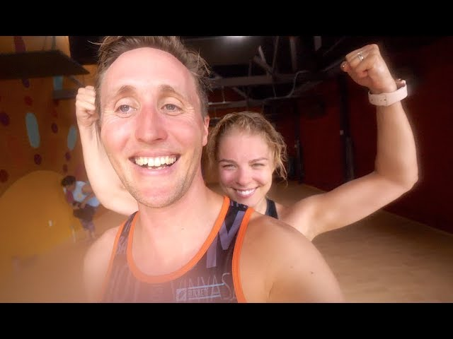 123 Moja žena má väčšie bicepsy ako ja!