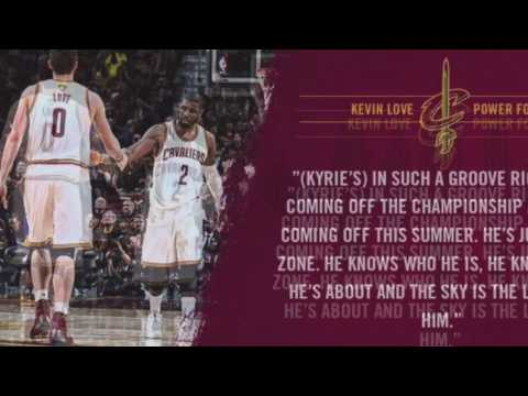 MY PREDICTIONS FOR THE CAVALIERS 2016-17 SEASON
