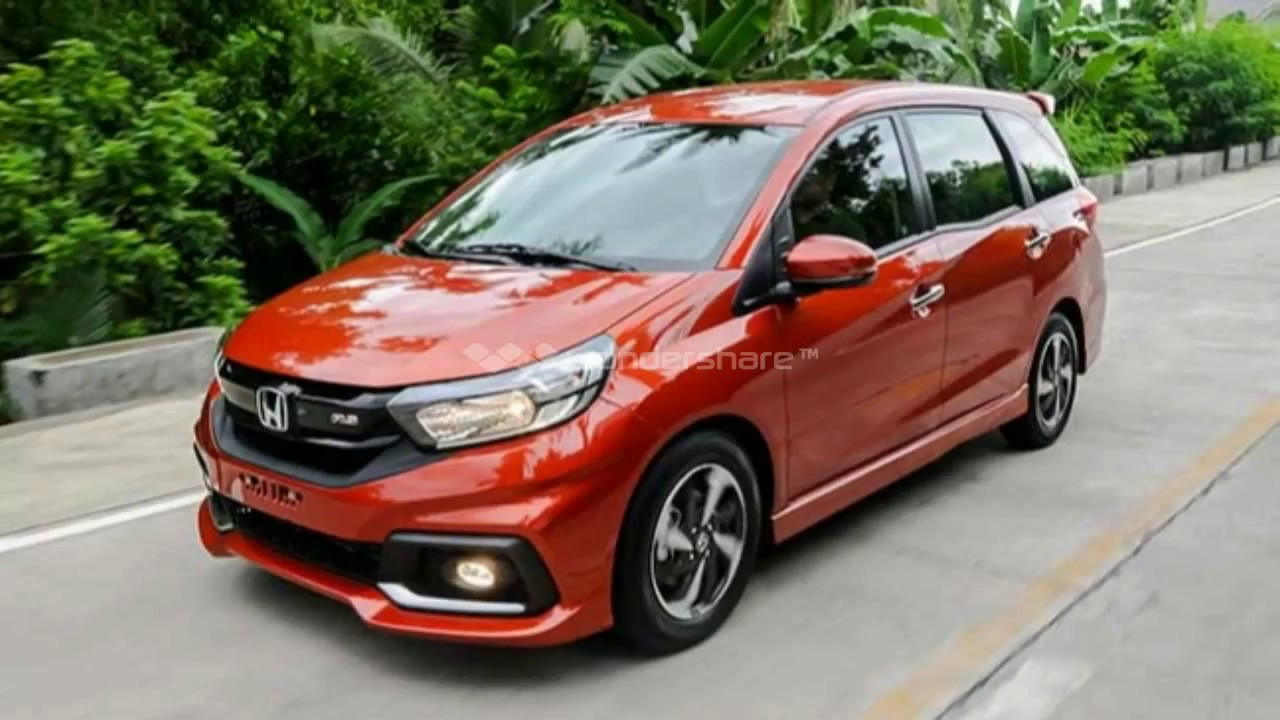 all new honda mobilio 2018 youtube