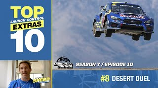 homepage tile video photo for Launch Control Top 10: #8 Desert Duel with Scott Speed
