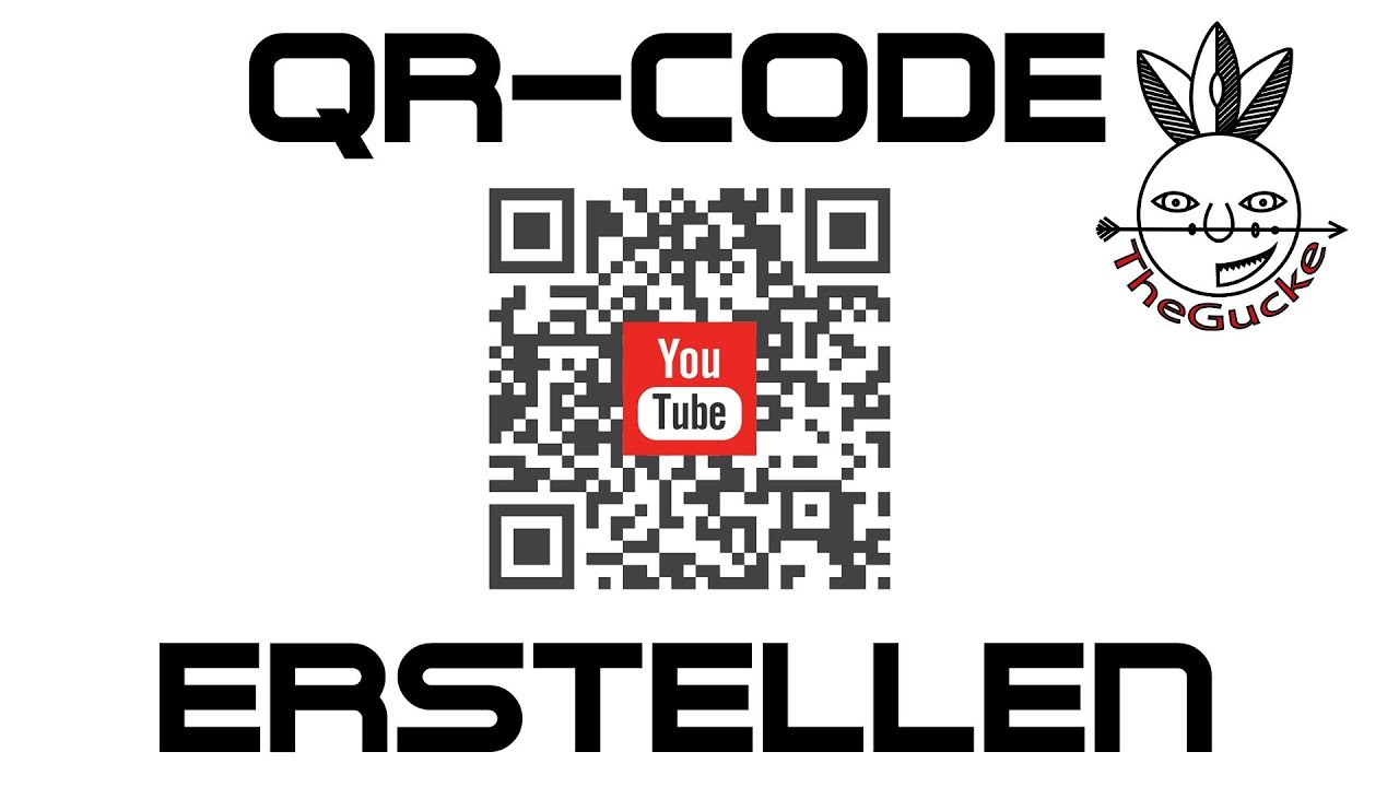 QR Code - Selbst erstellen - YouTube