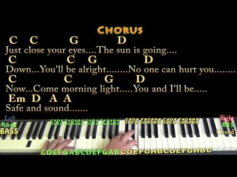 8.8 MB) Safe And Sound Lyrics Chords - Free Download MP3