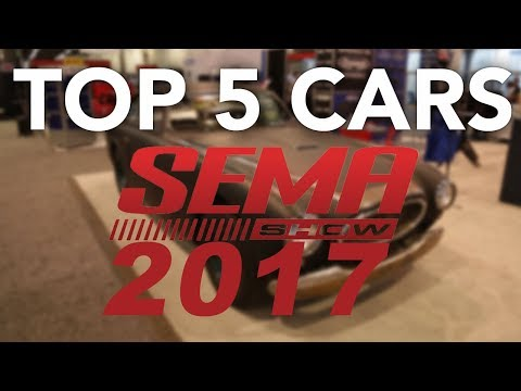 Top 5 Best Classic Cars at the 2017 SEMA Show