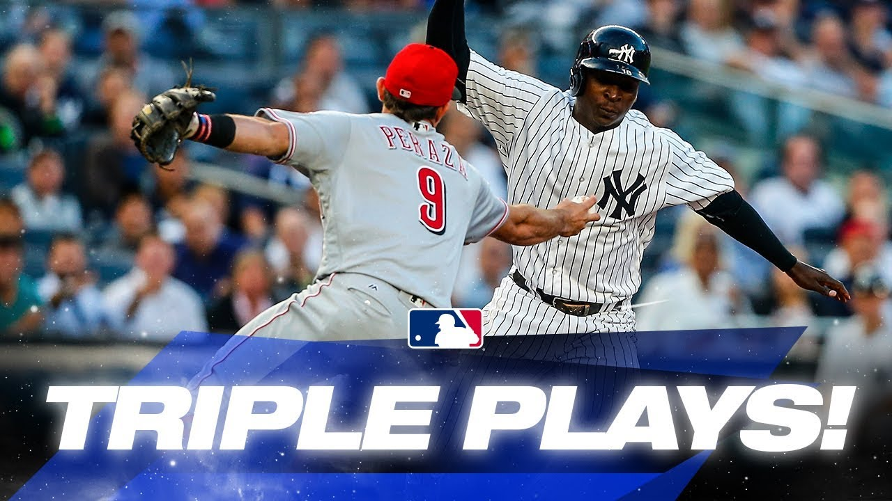 Download Recent MLB Triple Plays! | MLB Highlights