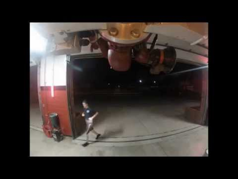 Ladder 5 Truck Co assist Salisbury