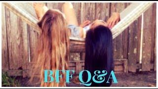 BFF Q&A! Thumbnail