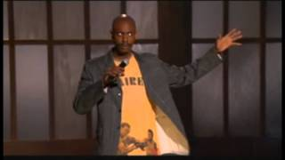 Dave Chappelle - Homeless dude on bus
