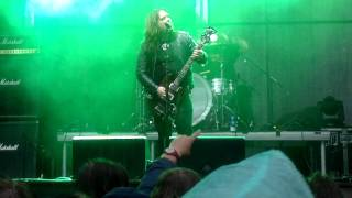 Electric Wizard - Satanic Rites Of Drugula @ Rabarock (17.06.2011)