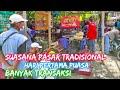 Suasana Pasar Burung Tradisional Di Awal Puasa Cek Harga Burung Kenari Terbaru   Mp3 - Mp4 Download