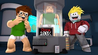 CLONE FACTORY IN ROBLOX! C/Mike and Tayr