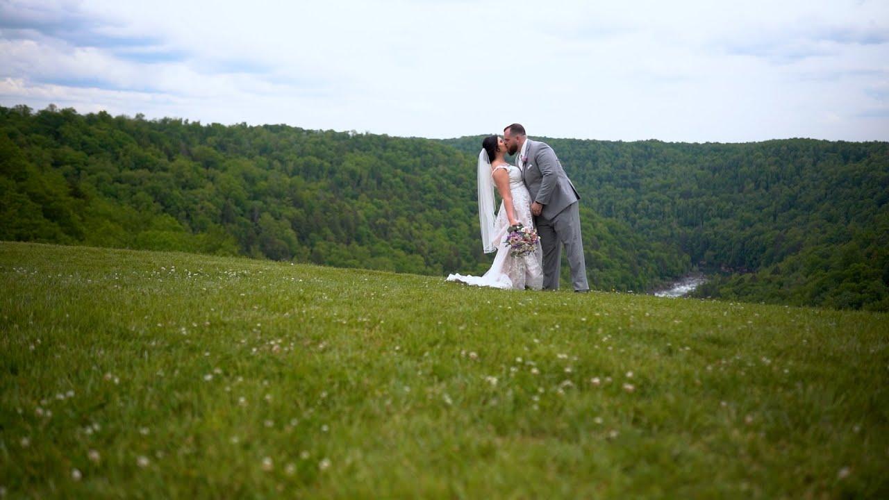 Leslie + Ryan | Wedding Film Trailer