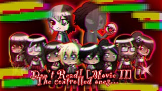 Don't Read! The controlled ones...[Movie ll] | [Horror] | Gacha Life Mini Movie {Season 2}