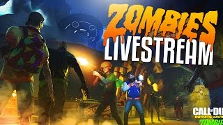 Infinite Warfare Zombies Gameplay (Zombies In Spaceland)