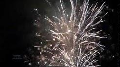 Silvester - Feuerwerk  2012 / 2013  in Lindau / Bodensee