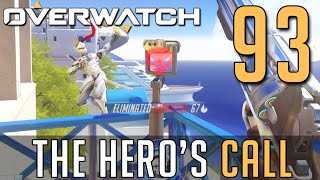 [93] The Hero's Call (Let's Play Overwatch PC w/ GaLm and Goon)