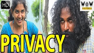 Privacy Short Movie | #EnglishMovie | #ShortFilm | Naresh Babu | Wow Pictures