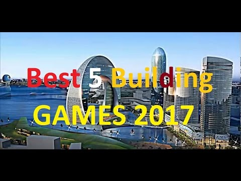 Best 5 City Building Games 2017 * Best Android & IOS Games 2017